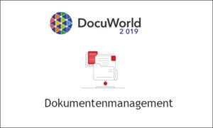 DocuWorld 2019: Arbeit unter der Sonne